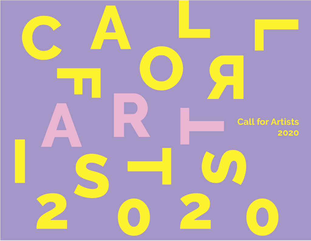 New Artists 2020.Apply To The Call For Artists 2020 From The Korean Cultural